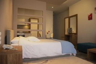 Deluxe Double Room Dioni Alissachni Bed