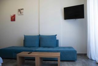 Deluxe Double Room Dioni Alissachni Lounge