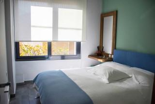 Deluxe Suite Okyrroi Alissachni Bedroom