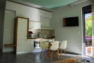Deluxe Suite Okyrroi Alissachni Room