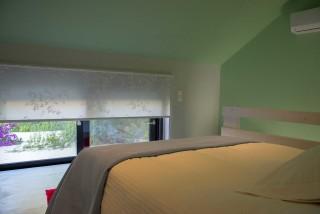 Double Room with Αttic Persiis Alissachni Room