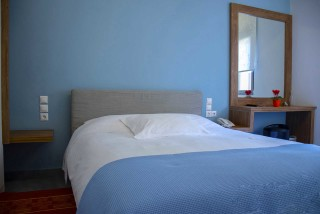 Junior Suite Ianira Bedroom