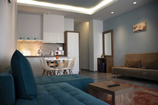 Junior Suite Ianira Lounge