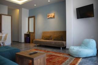 Junior Suite Ianira Sitting Area