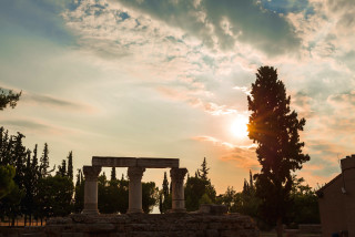 Places to Visit alissachni corinth