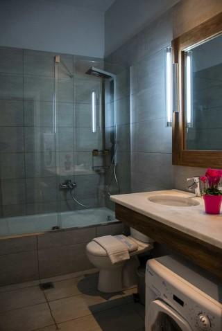 Sea View Amfitriti Alissachni Bathroom